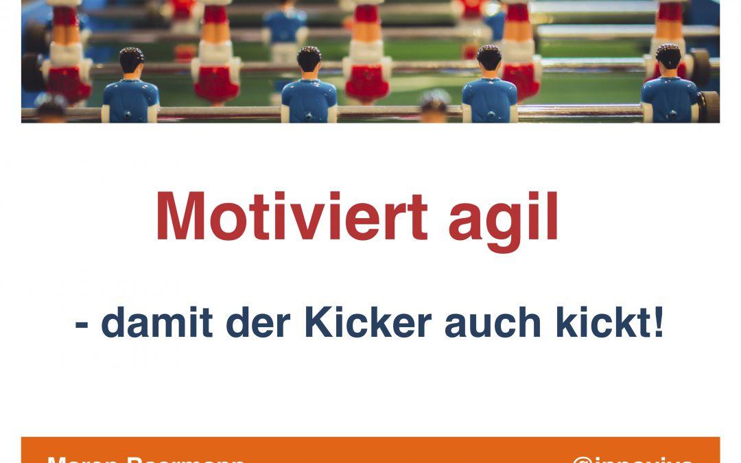 Motiviert agil