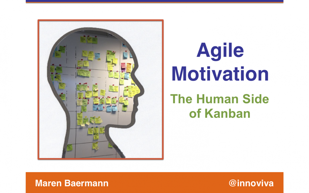 Agile Motivation – LKCE19