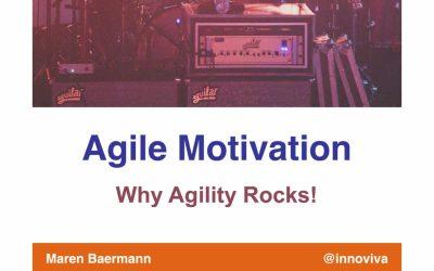 Agile Motivation – OOP 2020